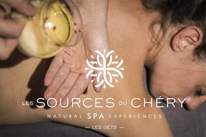 Spa & Wellness suite les Sources du Chéry